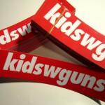 Kidswguns Stickers