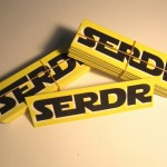 Serdr Stickers