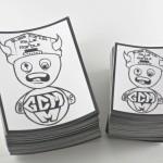 GCMM Stickers