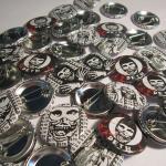 Deth pins