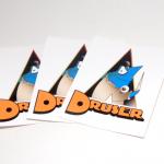 Drus stickers